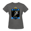 Atlanta Knights Women's T-Shirt - charcoal