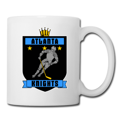 Atlanta Knights Mug - white