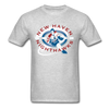 New Haven Nighthawks Dangerous Dan T-Shirt - heather gray