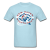 New Haven Nighthawks Dangerous Dan T-Shirt - powder blue