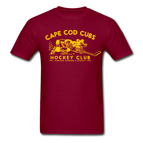 Cape Cod Cubs T-Shirt - burgundy