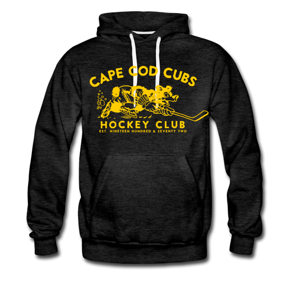 Cape Cod Cubs Hoodie (Premium) - charcoal gray