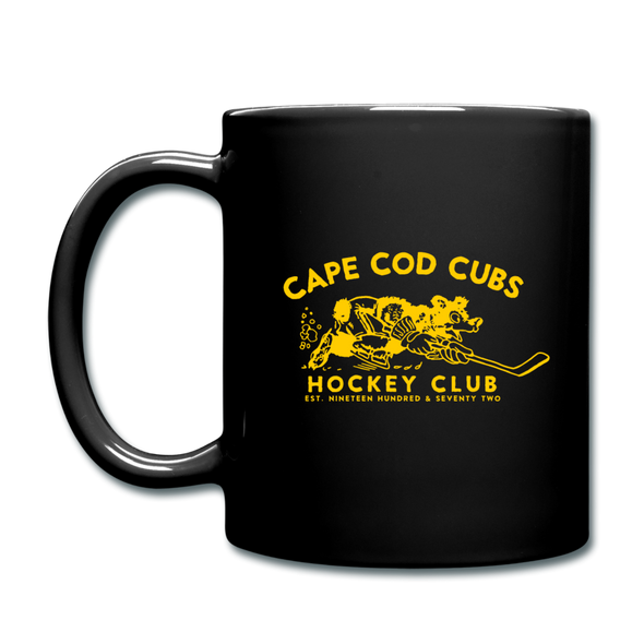 Cape Cod Cubs Mug - black