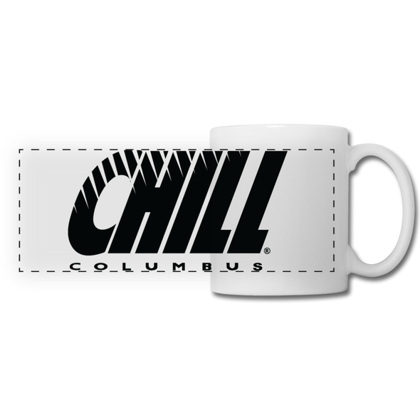 Columbus Chill Mug - white