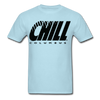 Columbus Chill T-Shirt - powder blue