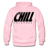 Columbus Chill Hoodie - light pink