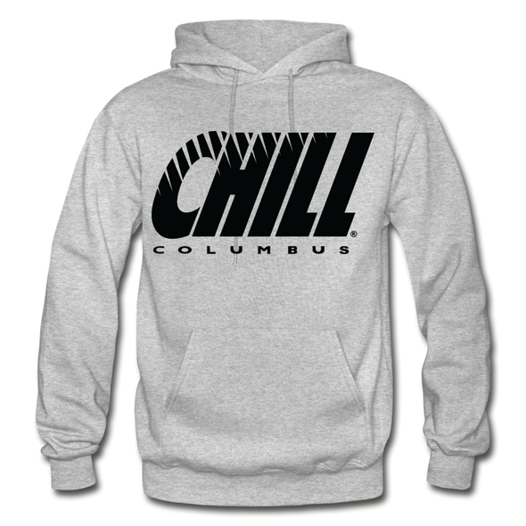 Columbus Chill Hoodie - heather gray
