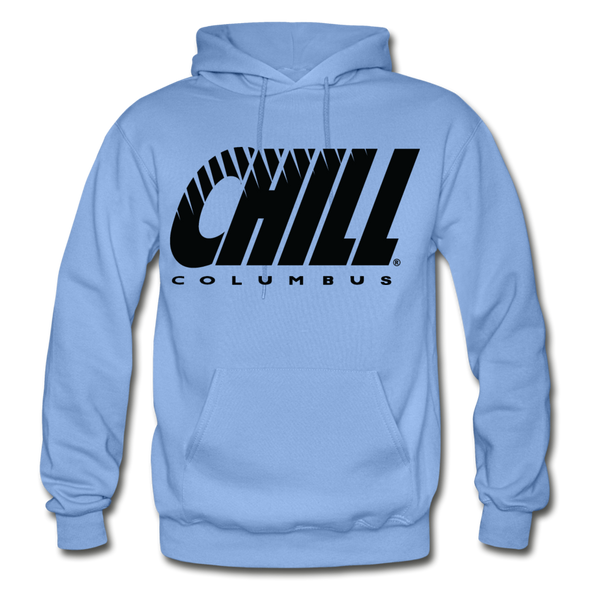 Columbus Chill Hoodie - carolina blue