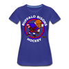 Buffalo Bisons Women's T-Shirt - royal blue
