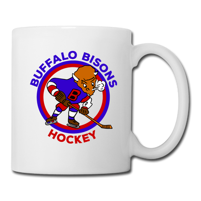 Buffalo Bisons Mug - white