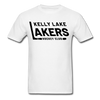 Kelly Lake Lakers T-Shirt - white
