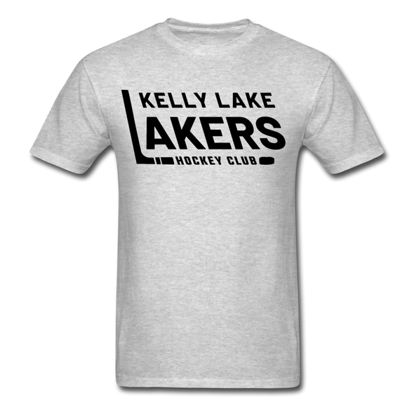 Kelly Lake Lakers T-Shirt - heather gray