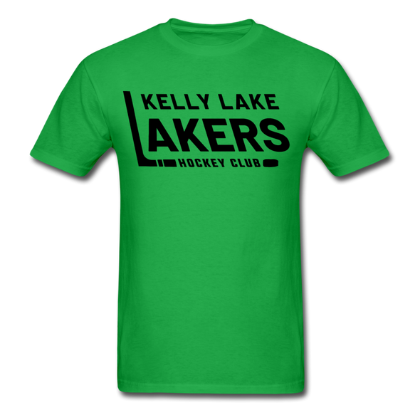 Kelly Lake Lakers T-Shirt - bright green
