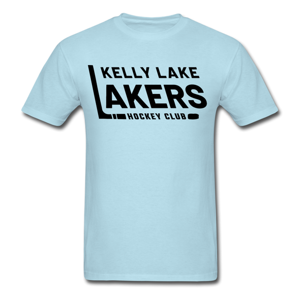 Kelly Lake Lakers T-Shirt - powder blue
