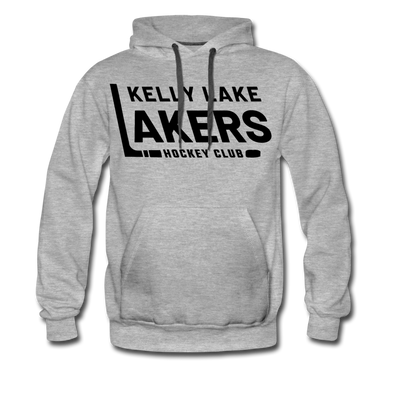 Kelly Lake Lakers Hoodie (Premium) - heather gray