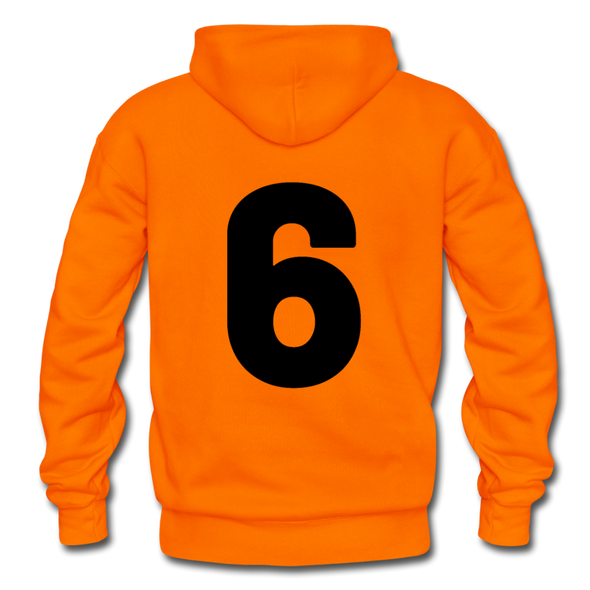 Kelly Lake Lakers Number 6 - orange