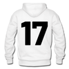 Kelly Lake Lakers Number 17 - white