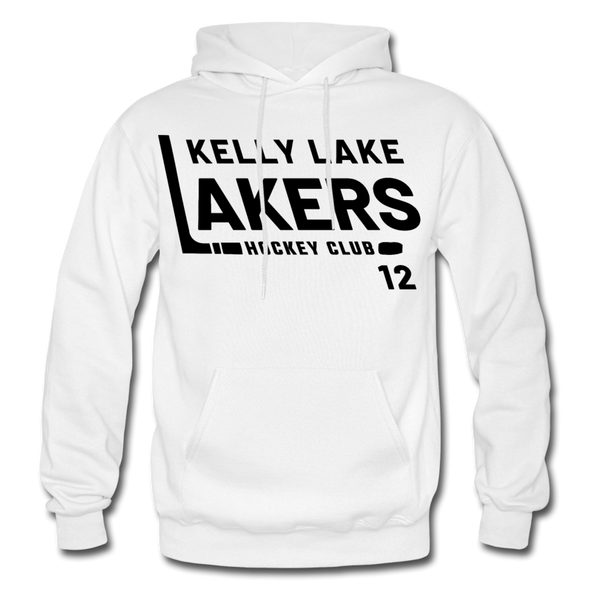 Kelly Lake Lakers Number 12 - white