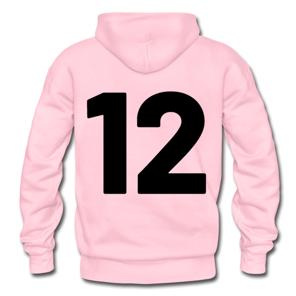 Kelly Lake Lakers Number 12 - light pink