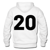 Kelly Lake Lakers Number 20 - white