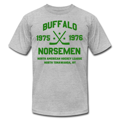 Buffalo Norsemen Dated T-Shirt (Premium) - heather gray