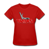 Kansas City Blades Women's T-Shirt - red