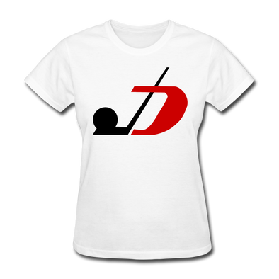 Jersey Hockey Club Women's T-Shirt - white