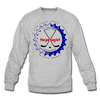 TPL Bottle Cap Crewneck Sweatshirt - heather gray