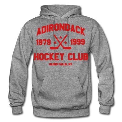 Adirondack Hoodie - graphite heather
