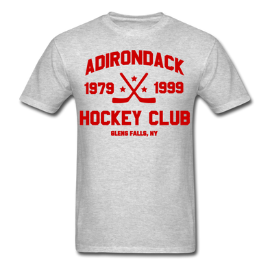 Adirondack T-Shirt - heather gray