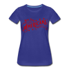 New York Americans Women's T-Shirt - royal blue