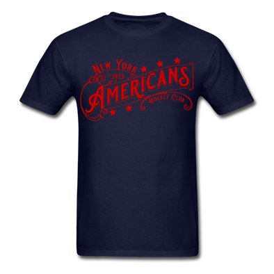 New York Americans T-Shirt - navy
