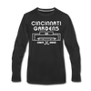 Cincinnati Gardens Long Sleeve T-Shirt - black