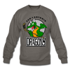 San Antonio Dragons Crewneck Sweatshirt - asphalt gray