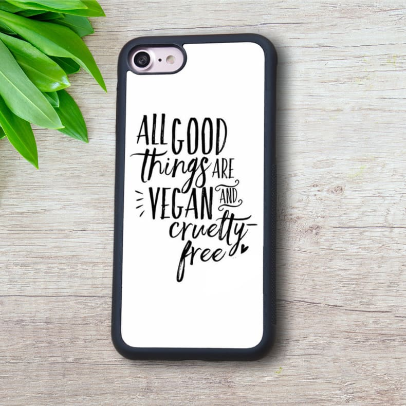 All Good Things Are Vegan And Cruelty Free