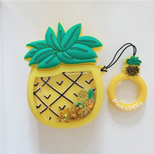 Load image into Gallery viewer, Glitter airpod cases - Pineapple