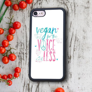 Vegan For The Voice Less