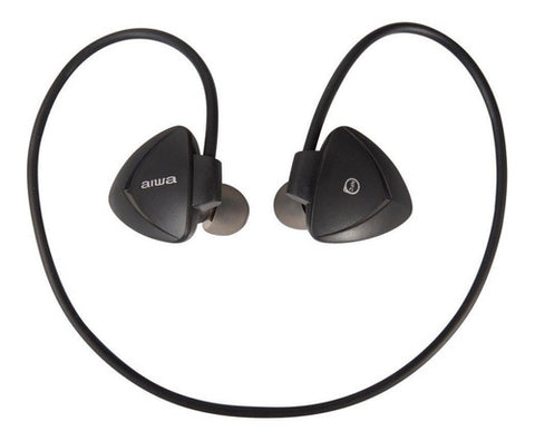 Audifonos Deportivos Aiwa 2.40G- 2.480 G Bluetooth Cable Hd
