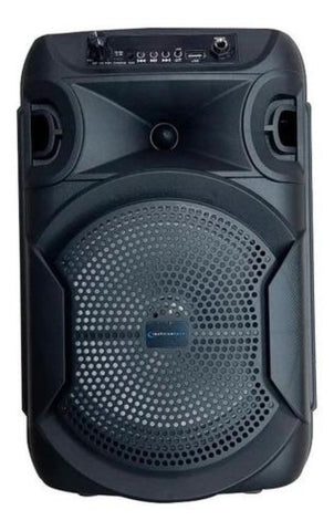 Corneta Technical Pro 8 1000 Watts Usb Bluetooth Led