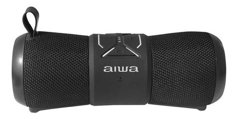 Corneta Aiwa 6 Watts Bluetooth USB Negra