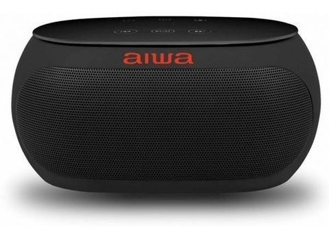 Corneta Aiwa Portatil Bluetooth Aux Mp3 Recargable