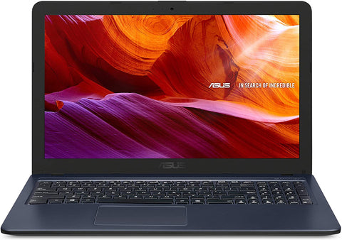 "Laptop Asus 15.6"" HD Intel Celeron N4020 4GB 1TB BT"