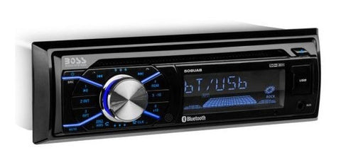 Reproductor Boss 508uab 1din Bluetooth/usb/aux