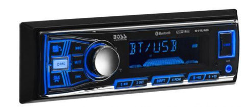 Reproductor Boss Multimedia Doble Simple 50 Watts USB Bluetooth