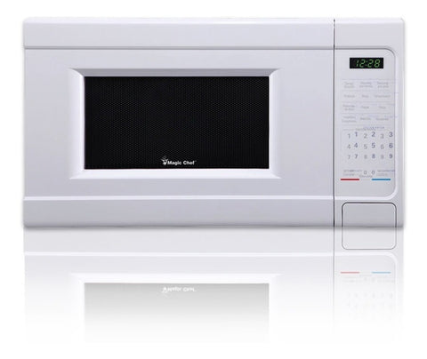 Microondas Magic Chef 20 Litros 700 Watts Blanco