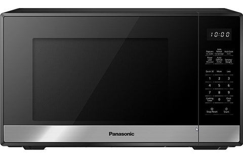 Microondas Panasonic 25 Litros Acero Inoxidable Refurbished