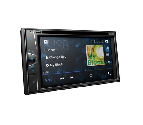 Reproductor Pantalla Pioneer Usb Dvd Bluetooth