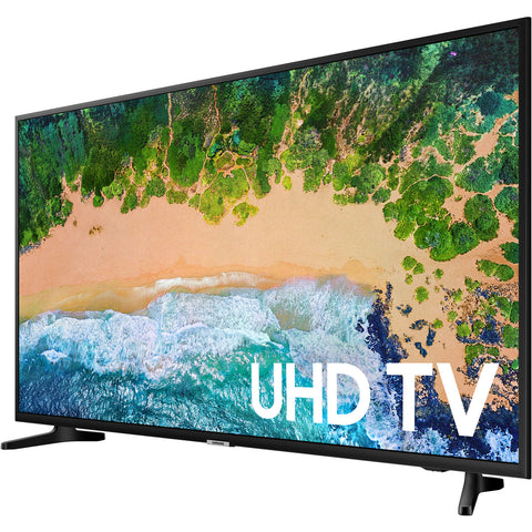 Televisor Samsung 43 Led 4k Smart Tv HDR UHD