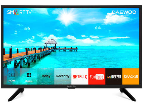"Televisor Daewoo 32""Led Smart Tv HD Android 7.0"
