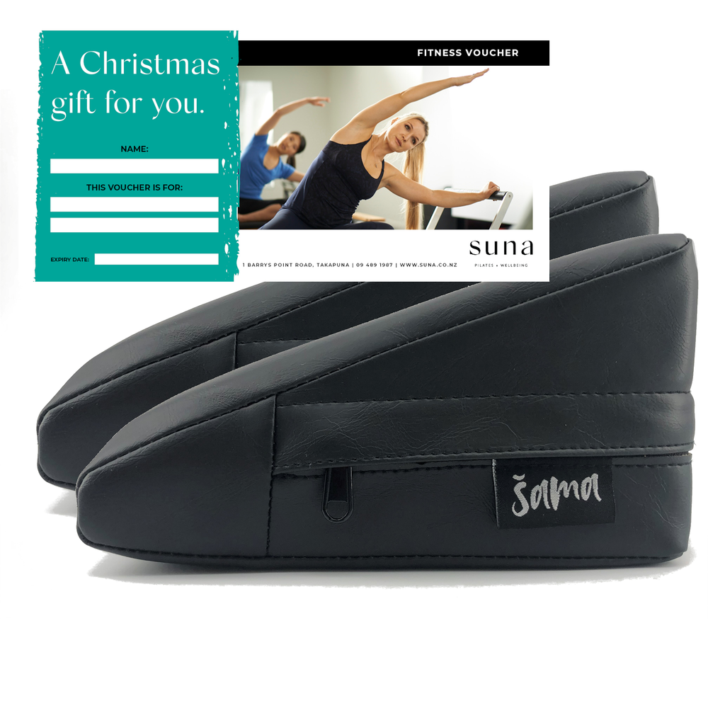 Pilates + Sama Block Gift Pack